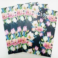 Custom color books cheap high quality fashion sports magazine printing service