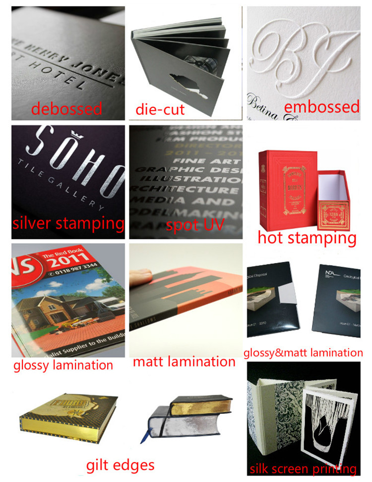 Meishi-Custom Color Books Fashion Sports Magazine Printing Service-1