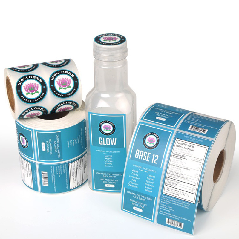 Meishi-Custom Product Labels, Customized Drinking Bottle Label Printing-2