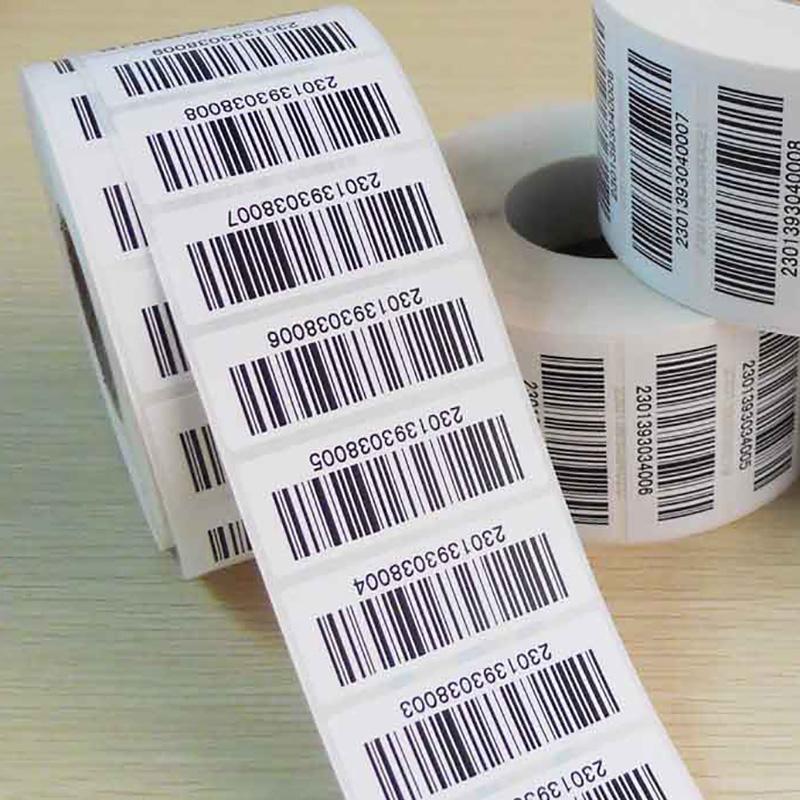 Meishi-Printed Custom Adhesive waterproof Shipping logistics label stickers-4