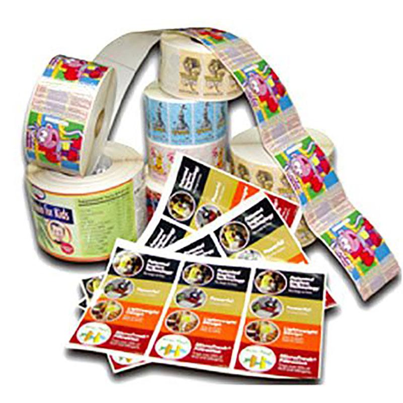 Meishi-Custom Printed Stationery Label Sticker   Custom Product Labels