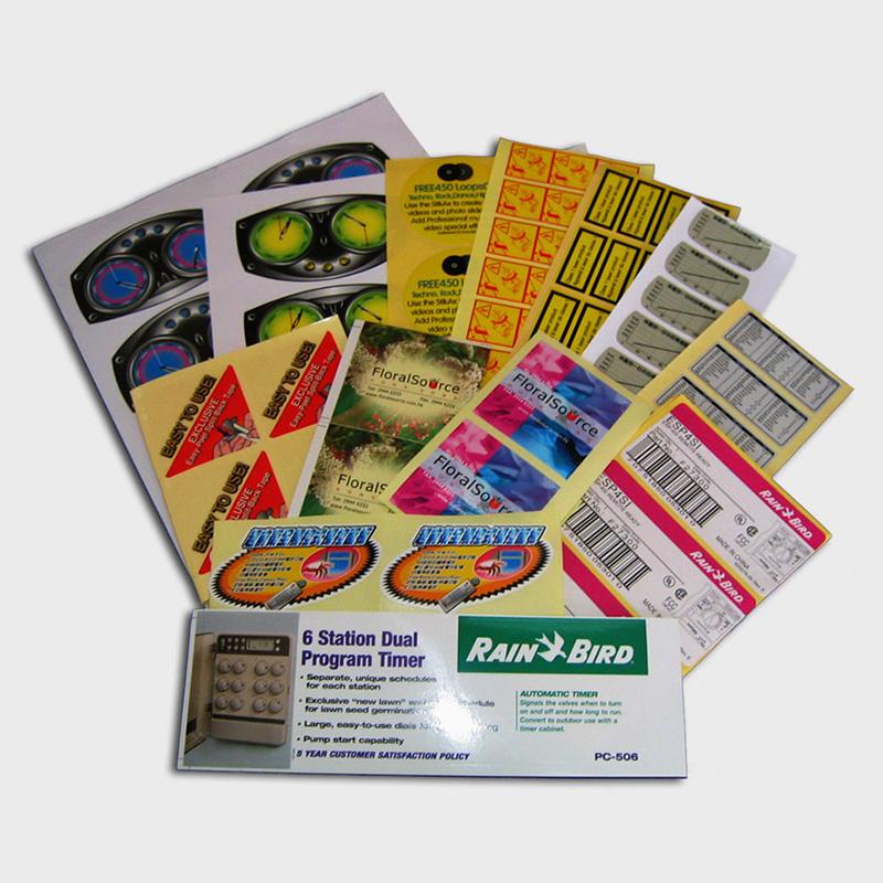 Meishi-Custom Printed Stationery Label Sticker   Custom Product Labels-1
