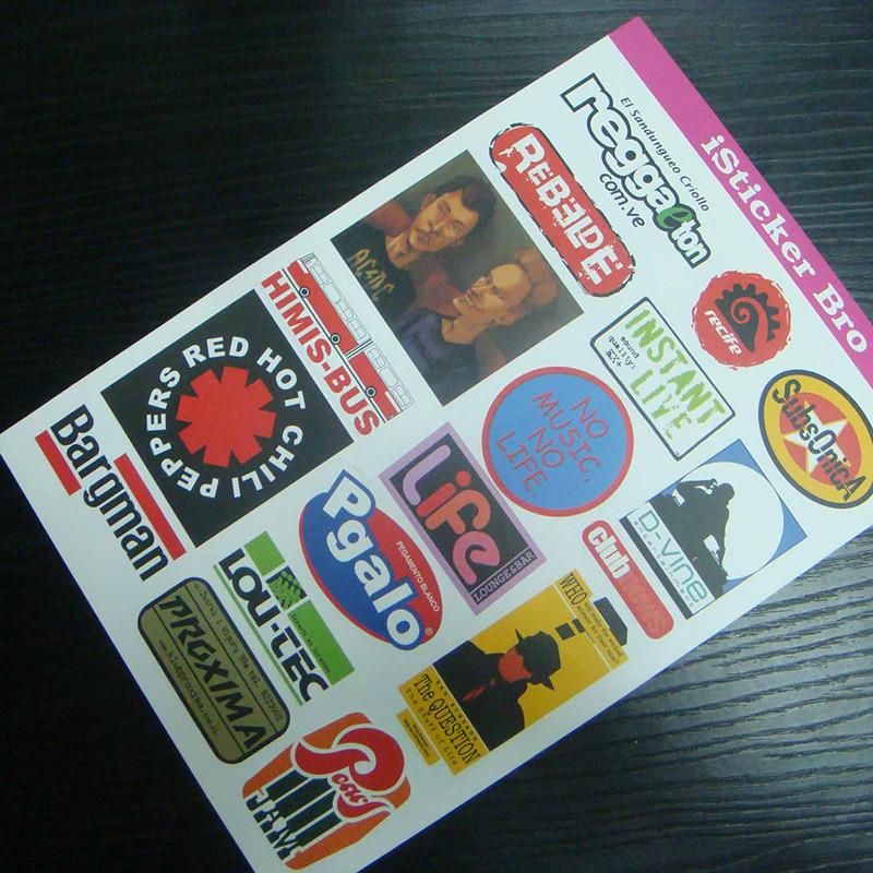 Meishi-Custom Printed Stationery Label Sticker   Custom Product Labels-3