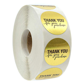 Stickers labels sheets self adhesive roll accept custom order