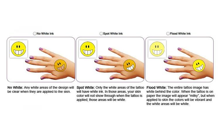 Meishi-Manufacturer Of Fluorescent glow tattoo body art flash sticker-5