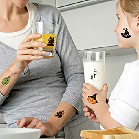 Meishi-Manufacturer Of Fluorescent glow tattoo body art flash sticker-9