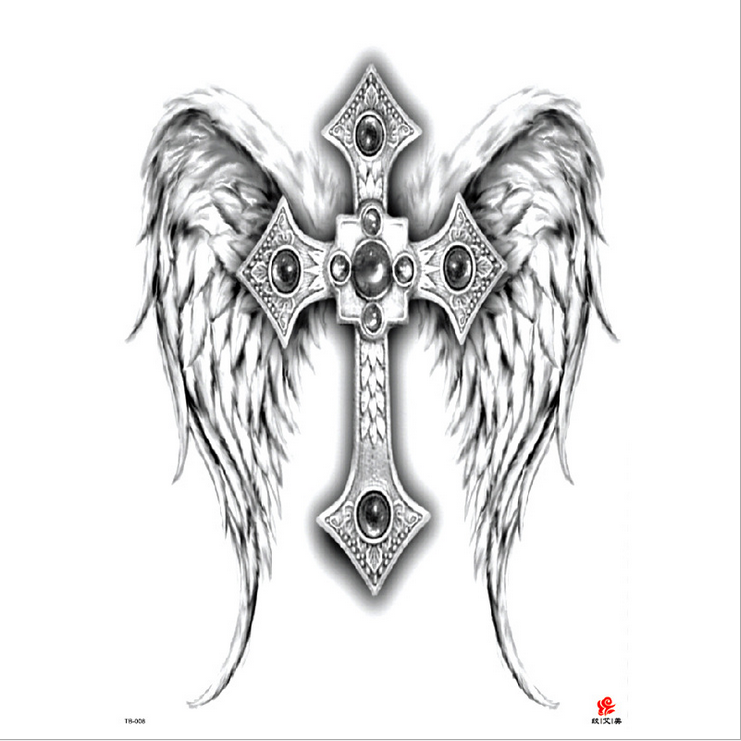 Meishi-High-quality Temporary Tattoo Printing | Full Back Temporary Tattoo For Men-11